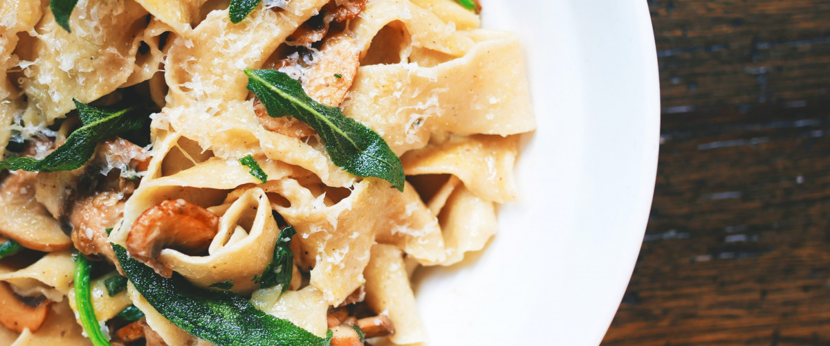 Happy National Noodle Day! Five Places to Get Pasta