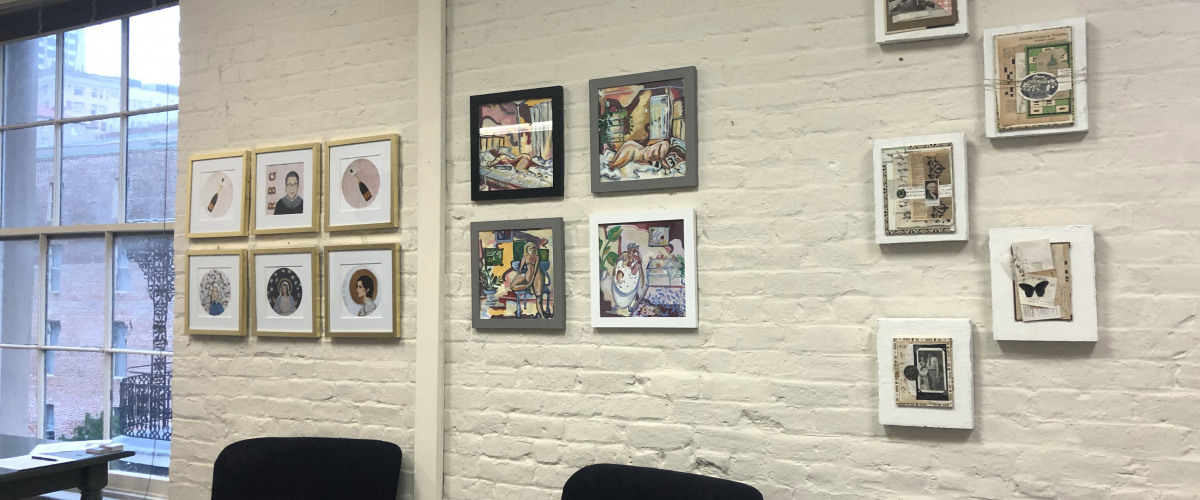 Speakeasy Art Gallery Supports Local Artists and Nonprofits