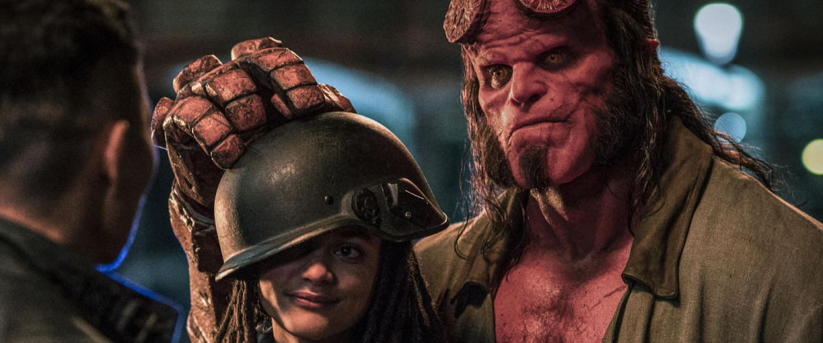 Film Review: <em>Hellboy</em>