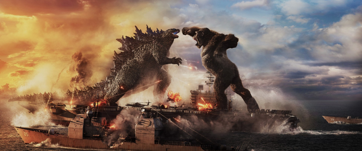 Film Review: <em> Godzilla vs. Kong </em>