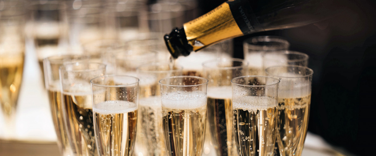 Five Places to Enjoy National Champagne Day on New Year?s Eve