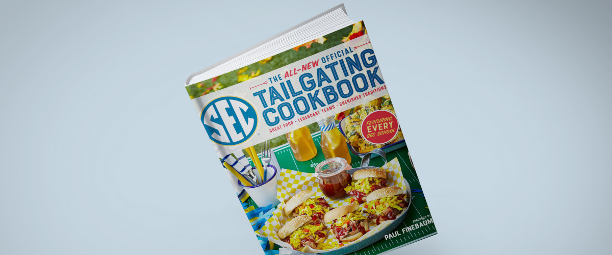 <em>The All-New Official SEC Tailgating Cookbook:</em> An Appetizing Review for the Ultimate Guide to Game Day