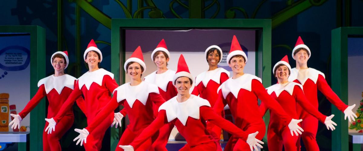 Center Stage, Elf: <em> Elf on the Shelf </em> Musical Coming to Mahalia Jackson Theater