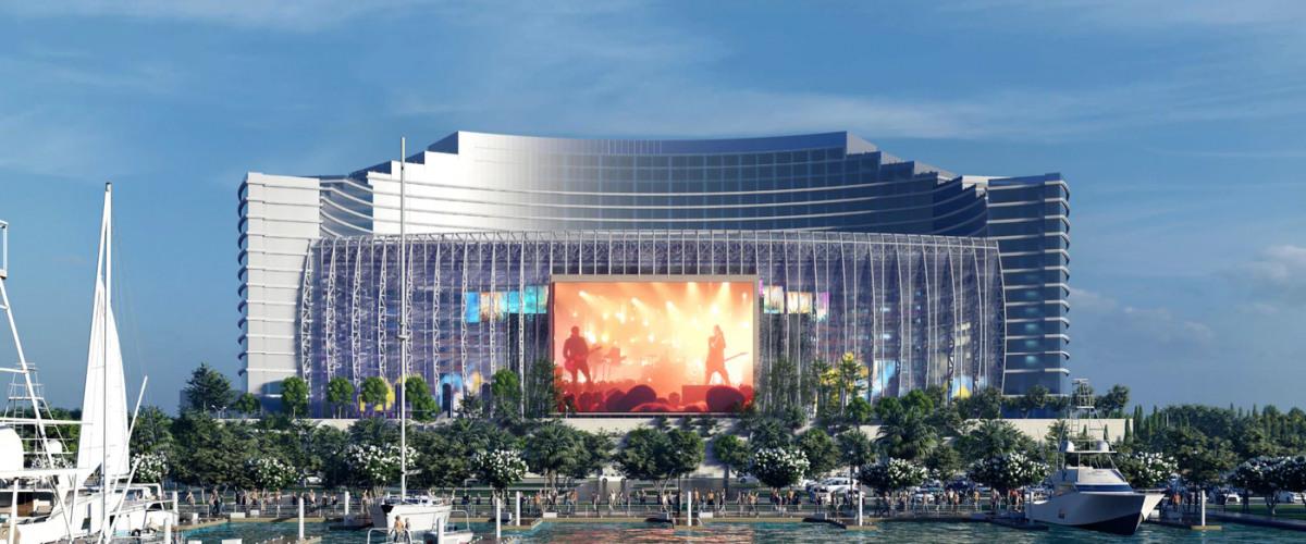 Billions in Biloxi: Universal Music Planning $1.2 Billion Hotel and Resort in Biloxi