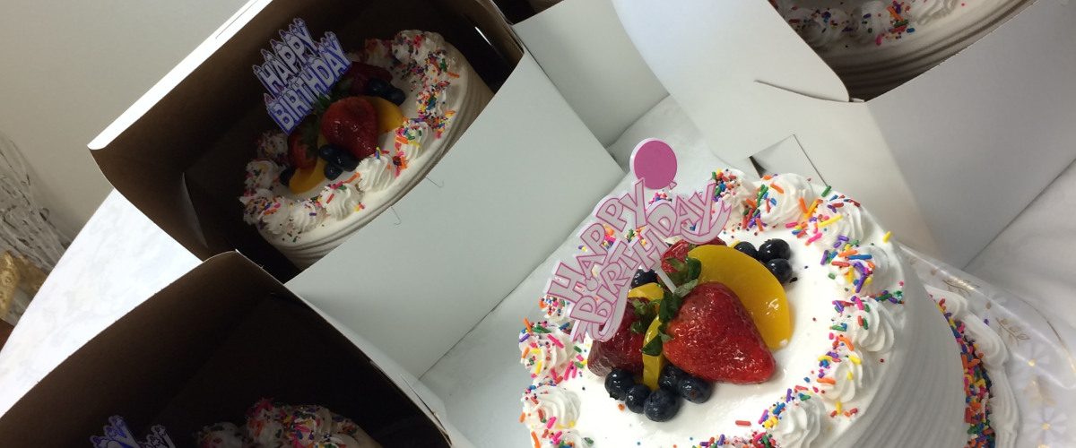Birthday in Quarantine? Let the Cake Come to You