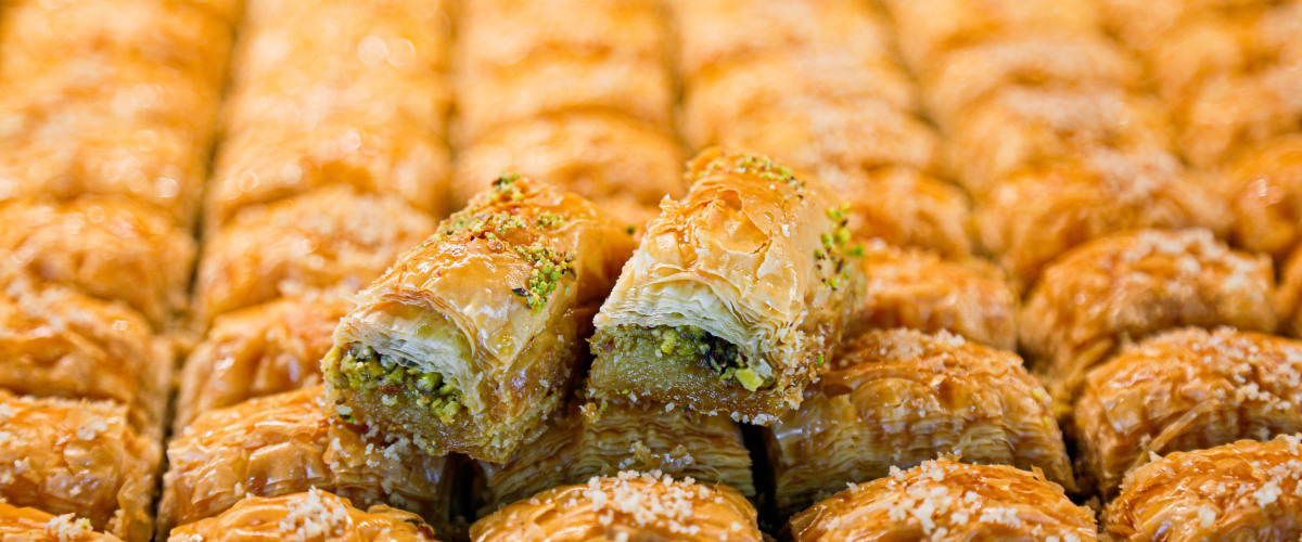 Five Spots to Celebrate National Baklava Day on November 17