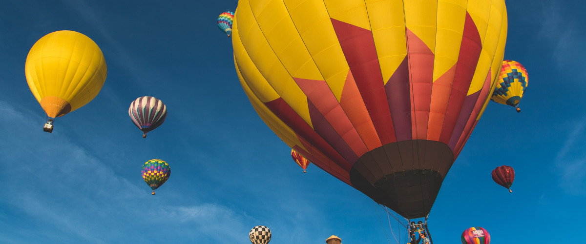 The Bayou Road Balloon Festival Takes Flight for a Third Year