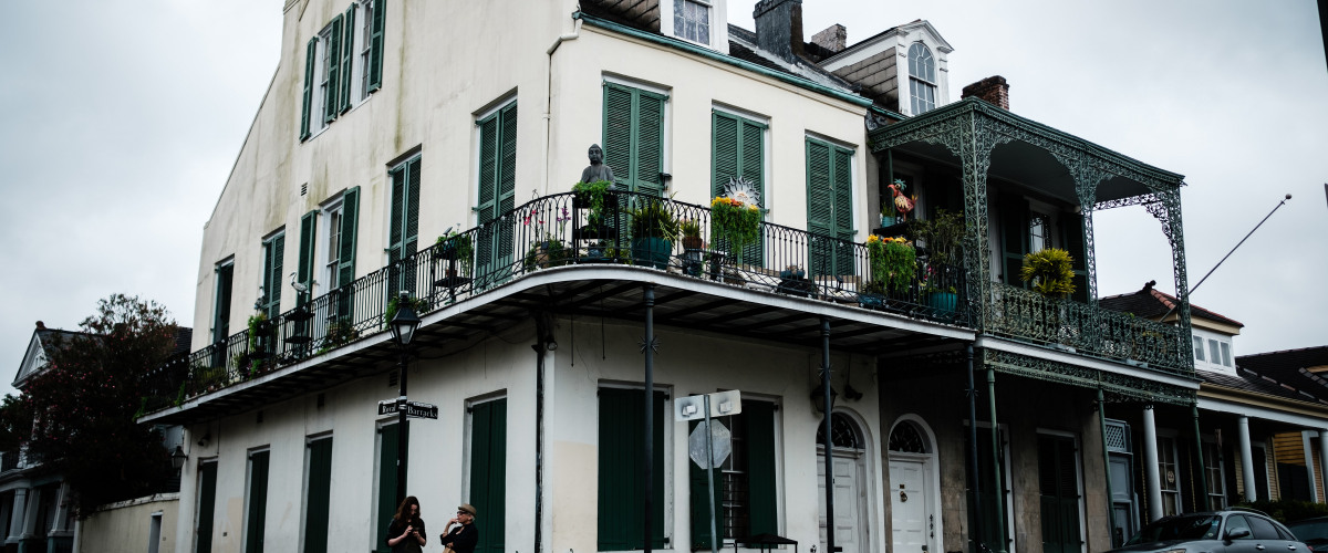 New Orleans: #8 Worst Real Estate Market but #1 in Our Hearts