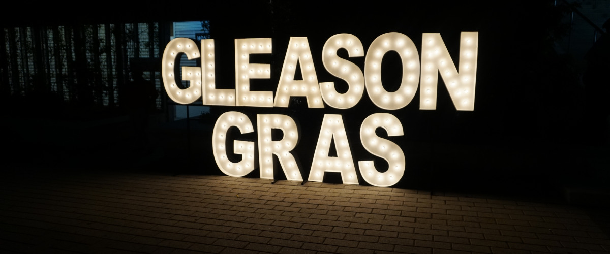 Gleason Gras Is A Saintly Celebration