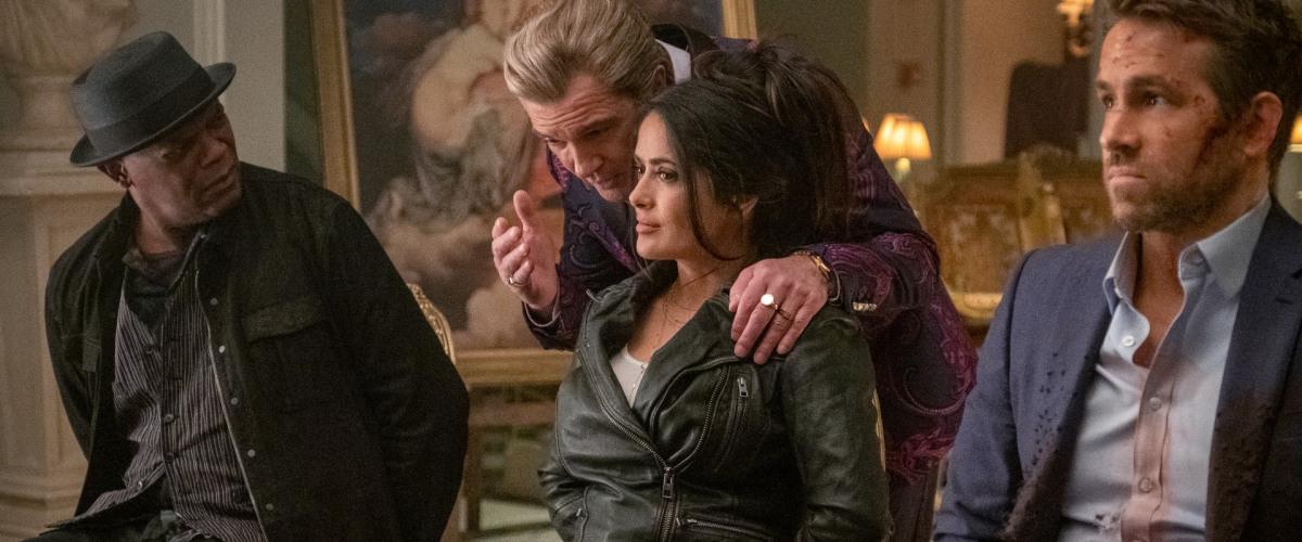 Film Review: <em> Hitman's Wife's Bodyguard </em>