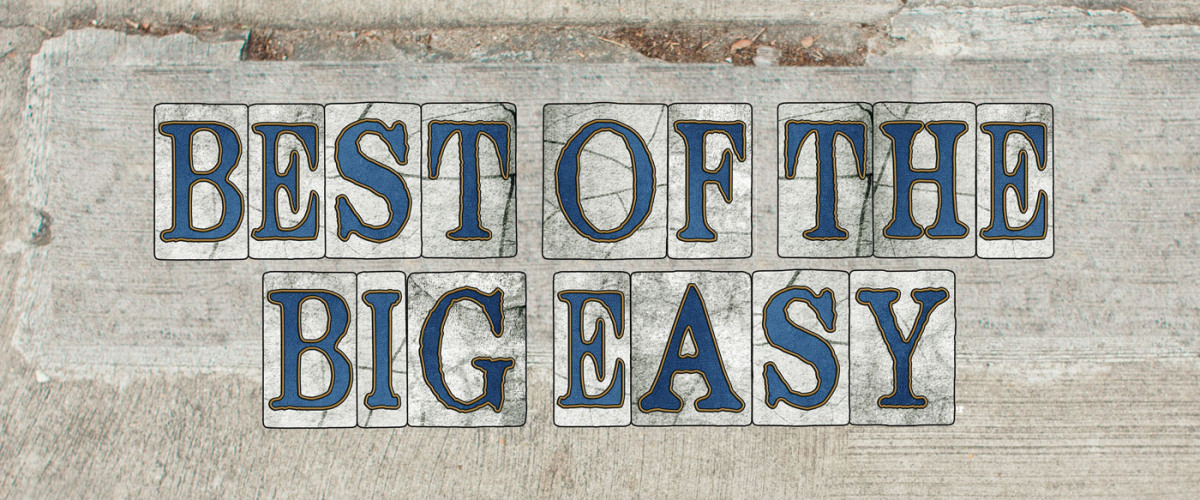 2020 Best of the Big Easy Readers' Picks