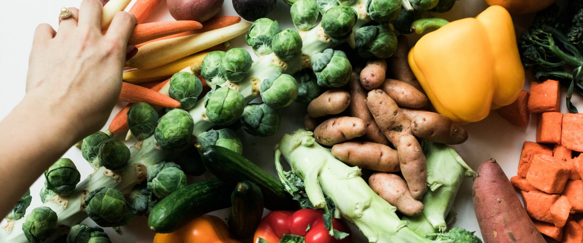 Listen to Your Mama on National Eat Your Veggies Day!