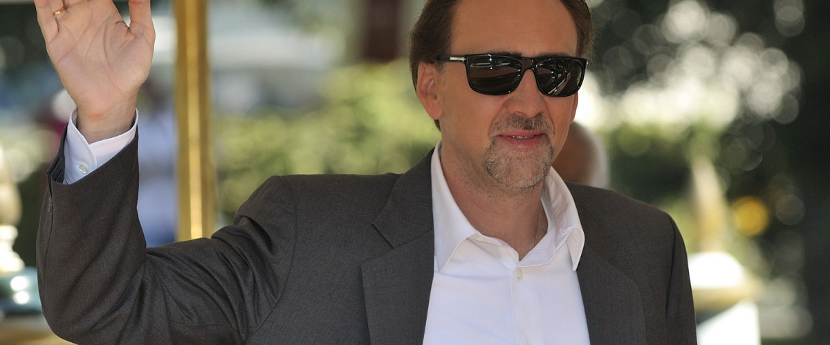 Nicolas Cage Set to Star in the Most Nicolas Cage Film Yet