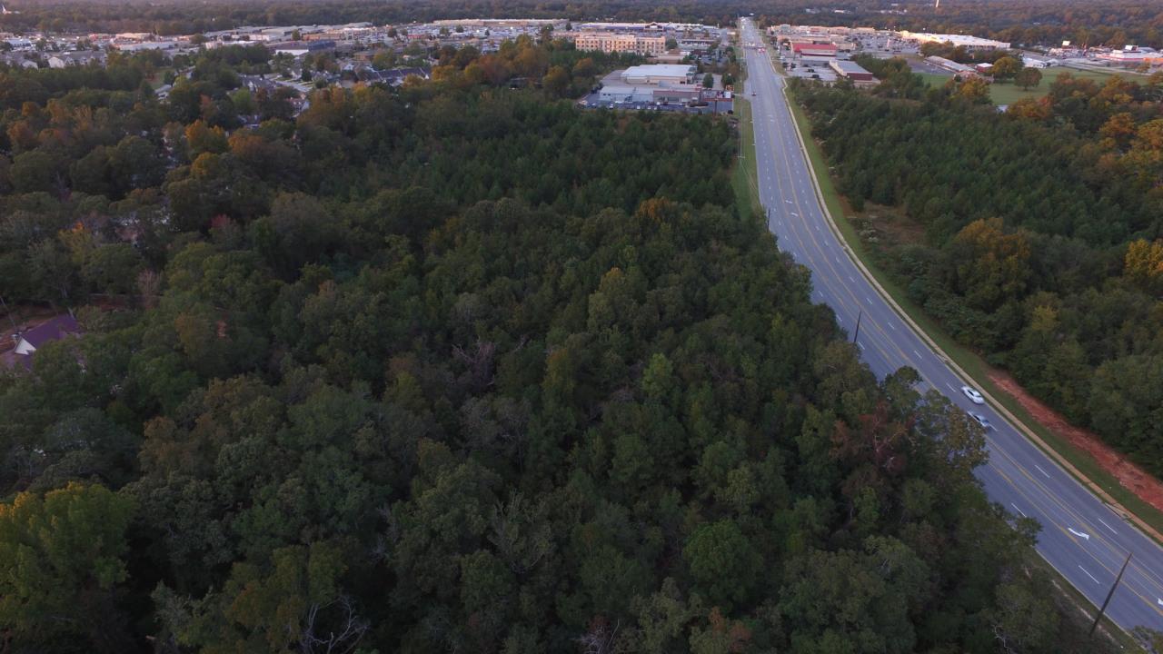 Warner Robbins - Carl Vinson Parkway