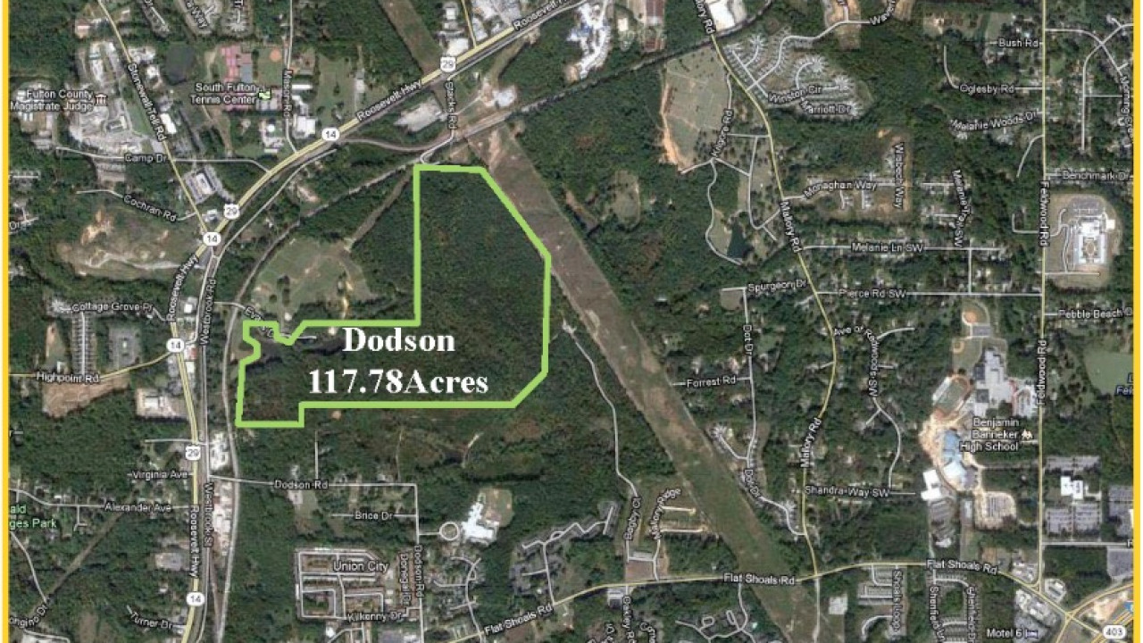 Dodson Road Tract