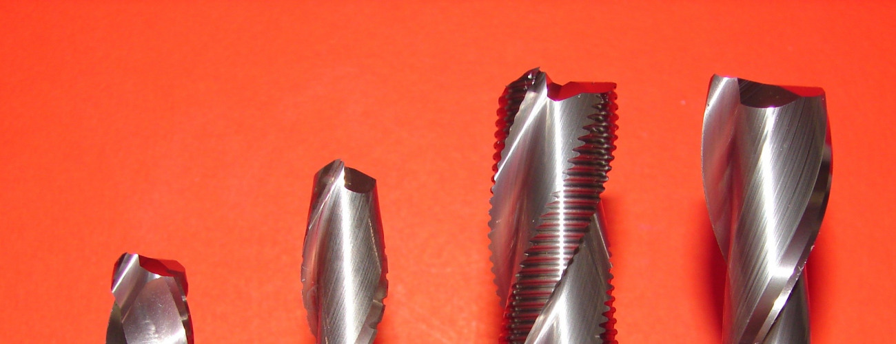 Up Cut Finishing Bit