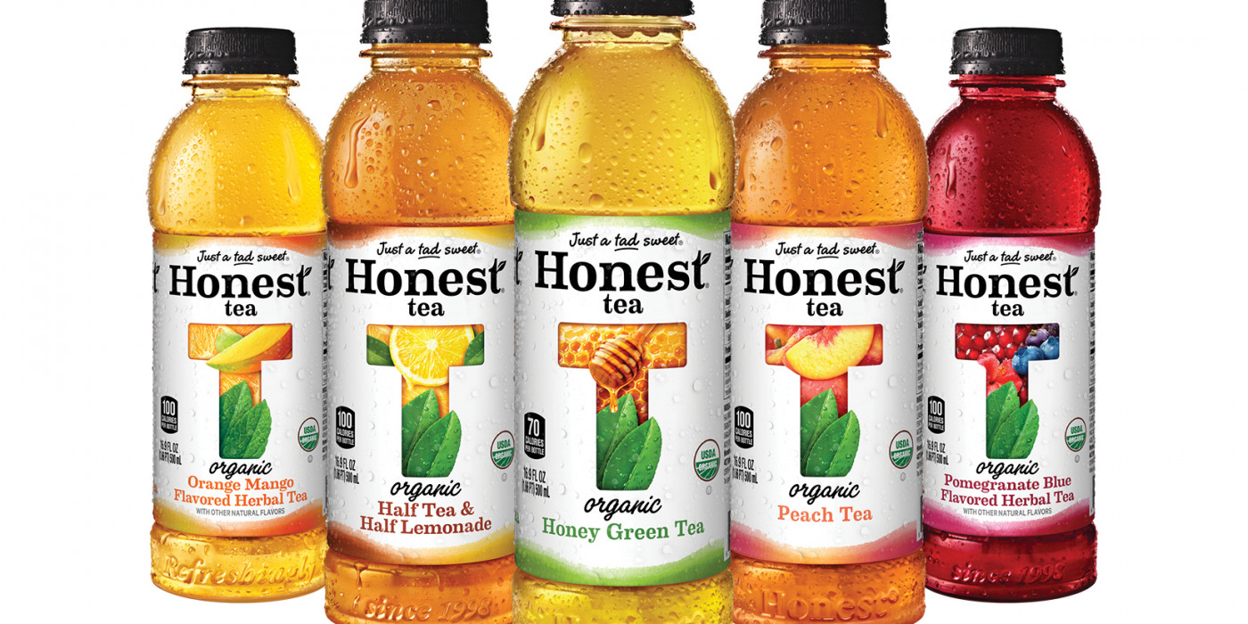 Background Image for Honest Tea