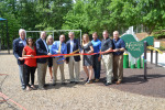 Newtown Park Ribbon Cutting