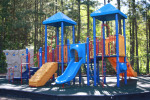 Shiloh Elementary School Playground Dedication 2014
