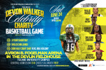 Devon Walker x Celebrity Charity Basketball Game