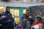 'Merry Morrow Christmas' Gives Back to Families