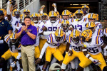 LSU's Next Steps LSU Hoping To Take A Leap in Year Two Under Orgeron