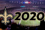 Black and Gold to the Super Bowl: Saints Announce 2020 Season