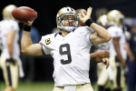 Drew Brees Optimistic about his Recovery