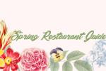 Spring Restaurant Guide - 2020