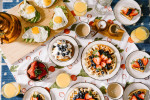 Five Places for COOLinary Brunch This Weekend