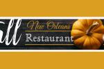 Fall Restaurant Guide 2021