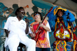 Photographer Holds Fundraiser for Jazz Fest Foundation