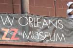 Night at the Museum–Kermit Ruffins Plays a Jazz Fest Concert of His Own