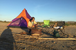 Getting Campy: Beach Campsites for Summer
