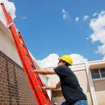 Ladder Safety during Your Fall Cleanup