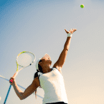 Spine Safety Tips for Tennis Players