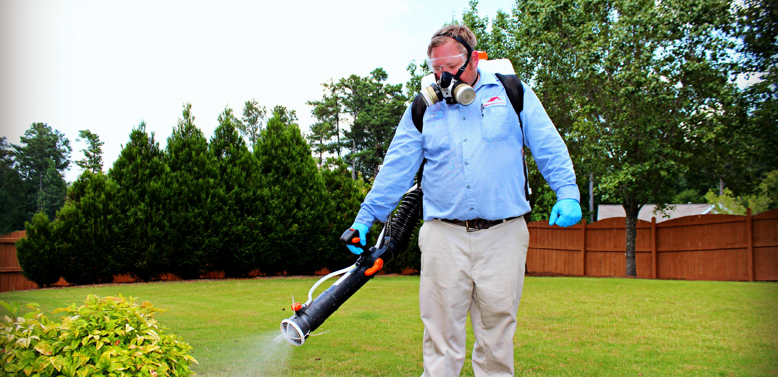 Learn about our Mosquito Management