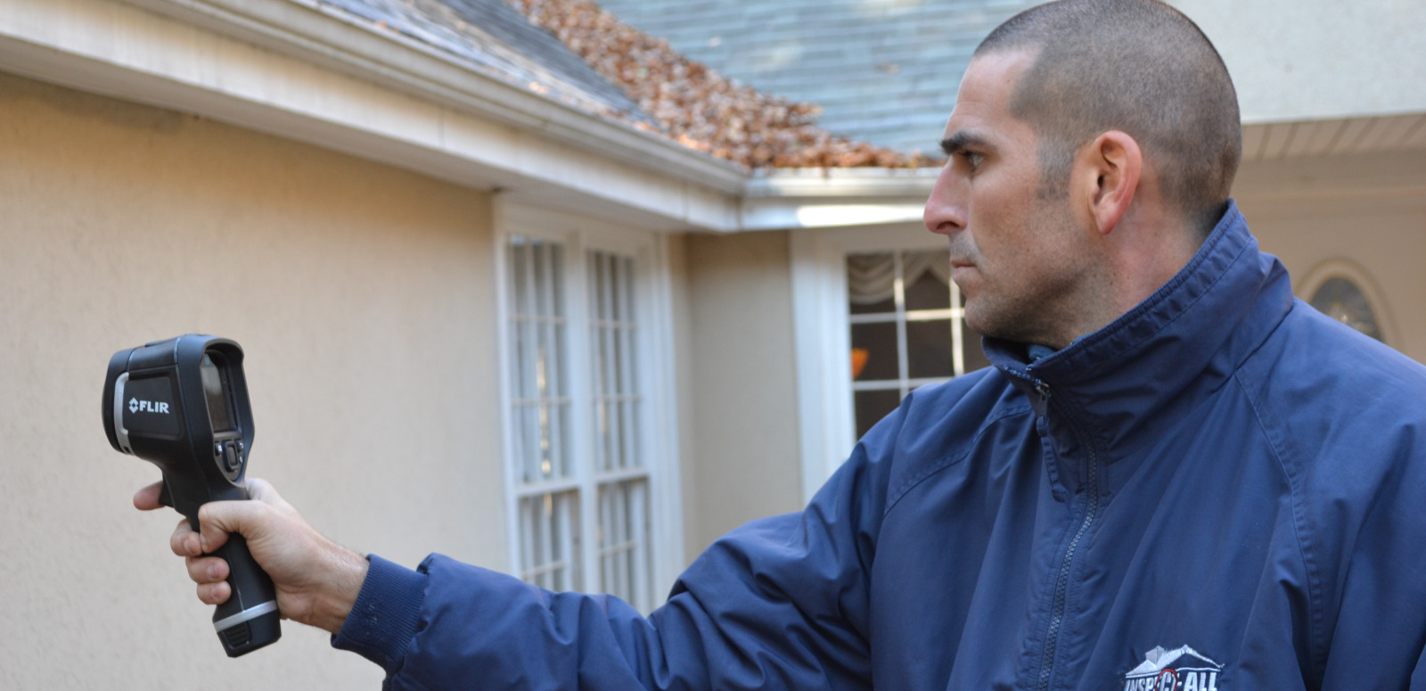 Give us a call, our stucco certified inspectors are here to help!