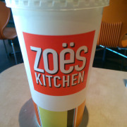 Zoe's Kitchen Debuts New Items