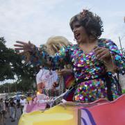 New Orleans PRIDE Parade 2016