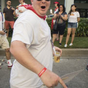 Running of the Bulls New Orleans 2016 - San Fermin in Nueva Orleans