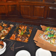 King Cake and Cocktails for a Cause at the Ogden