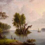 NOMA?s Journey Through Acadia:  A Visual History of Louisiana?s Marshlands