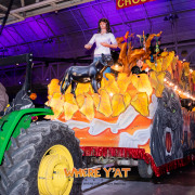Bacchus Ball with its Theme Louisiana Staring 2019