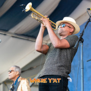 New Orleans Jazz & Heritage Festival Saturday, April 27, 2019