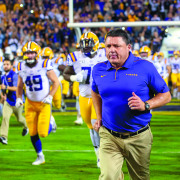 Just Peachy:  LSU is Back in the  National Championship  Hunt Against Oklahoma