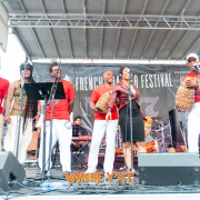 French Quarter Festival on Saturday, April 13, 2019