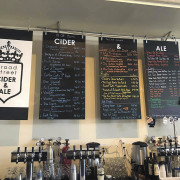 Broad Street Cider:  Broad Cider House Rules