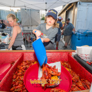 Crawfish Festival at Central City BBQ