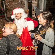 Where Y'at Magazine Christmas Party